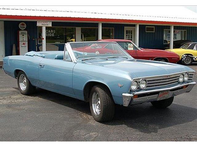 1967 Chevrolet Chevelle | 887988