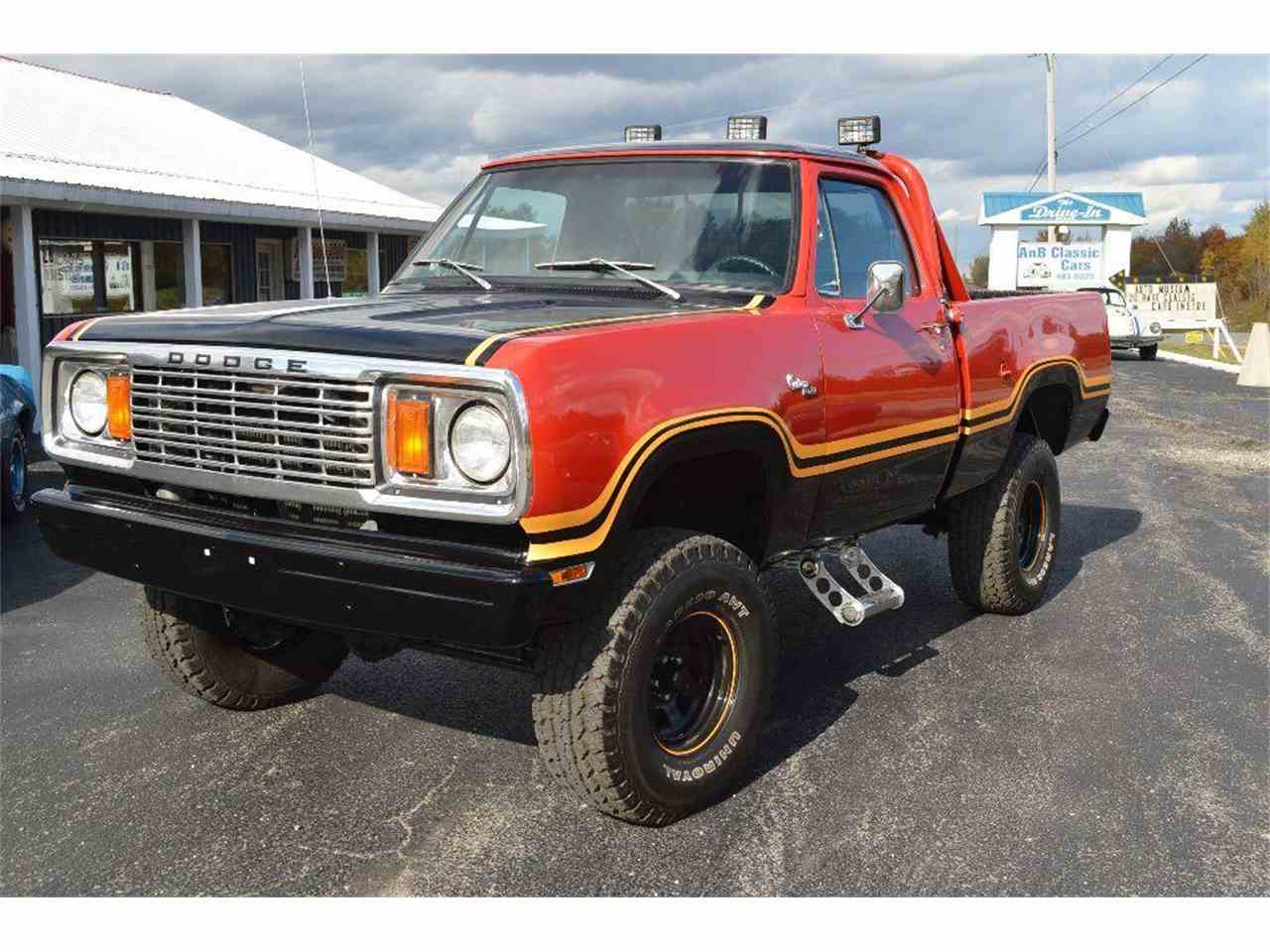 1978 dodge power wagon for sale cc 887993 for Motorized wagon for sale