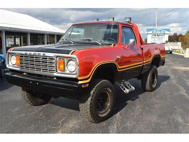 1978 Dodge Power Wagon | 887993