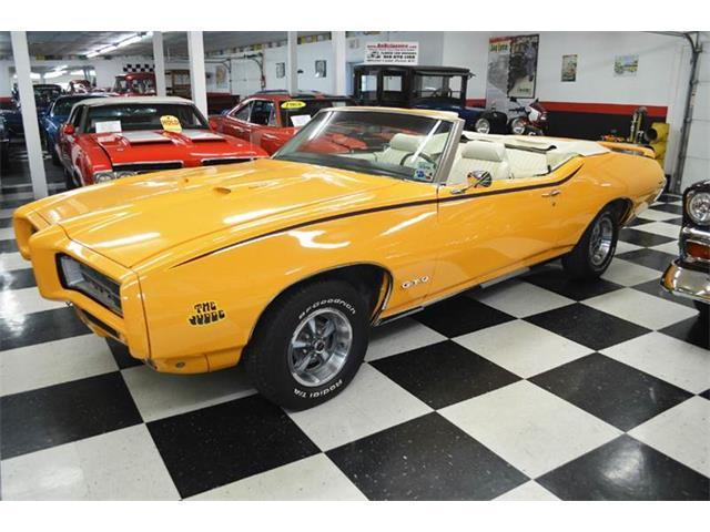 1969 Pontiac GTO | 887995