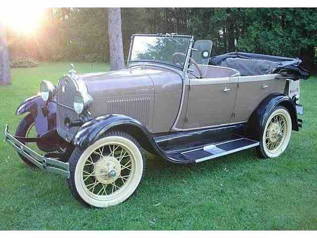 1928 Ford Model A | 887997