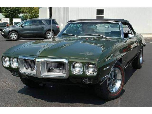 1969 Pontiac Firebird | 887998