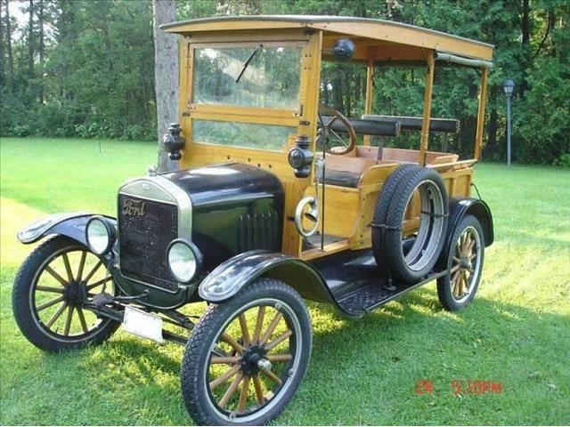 1924 Ford Model T | 887999