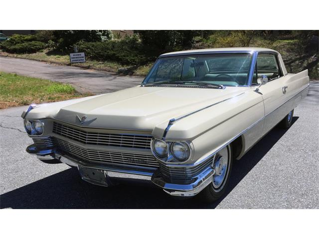 1964 Cadillac DeVille | 880008