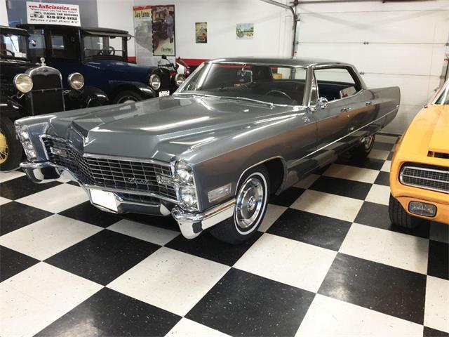 1967 Cadillac DeVille | 888008