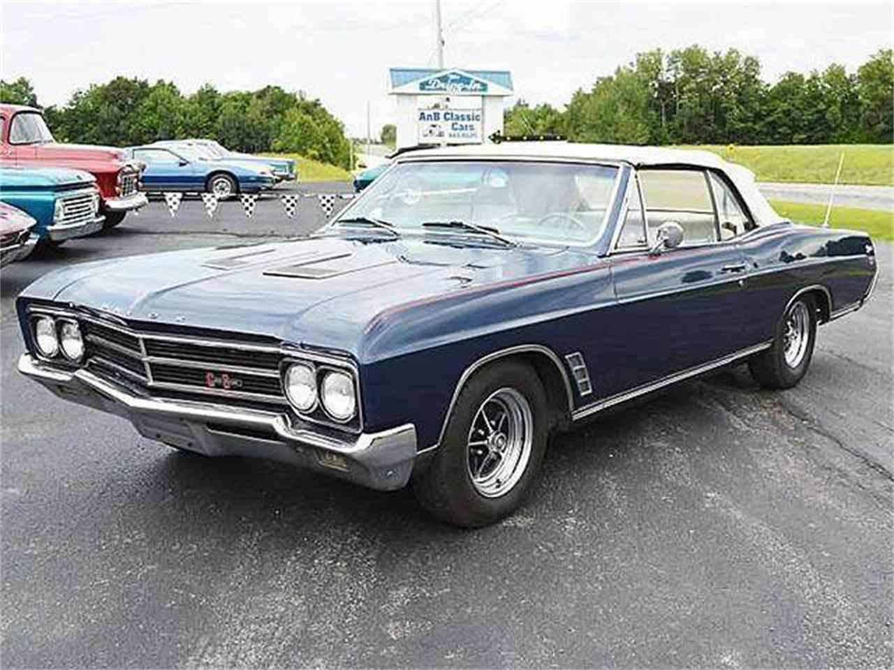 For Sale: 1966 Buick Skylark in Malone, New York