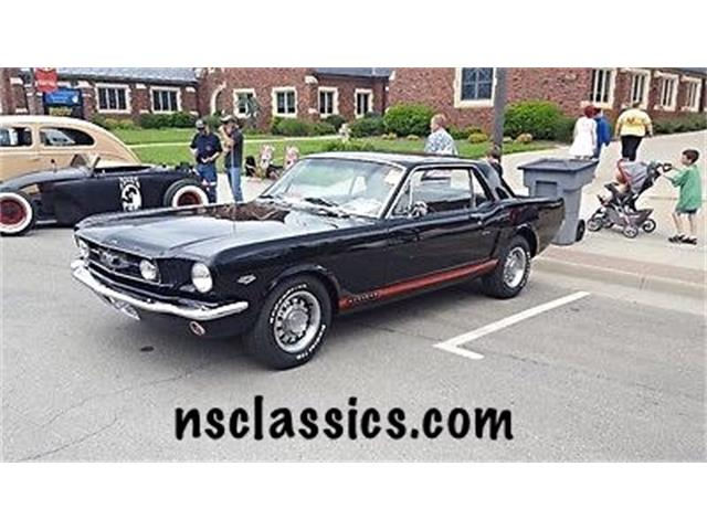 1965 Ford Mustang | 880801