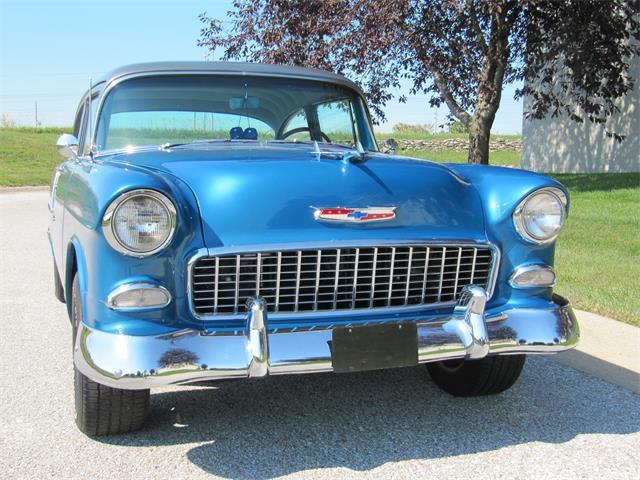 1955 Chevrolet 210  2dr | 888018