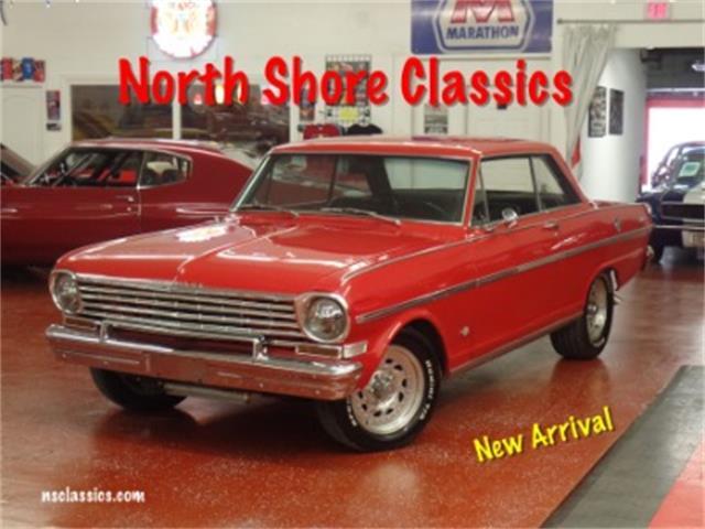 1963 Chevrolet Nova | 880802