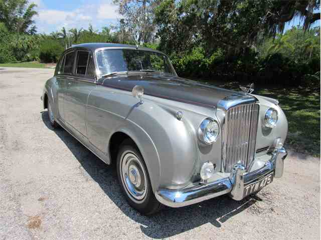 1956 to 1958 bentley s1 for sale on. Black Bedroom Furniture Sets. Home Design Ideas