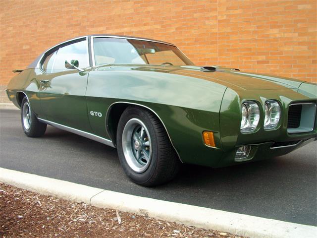 1970 Pontiac GTO | 888023
