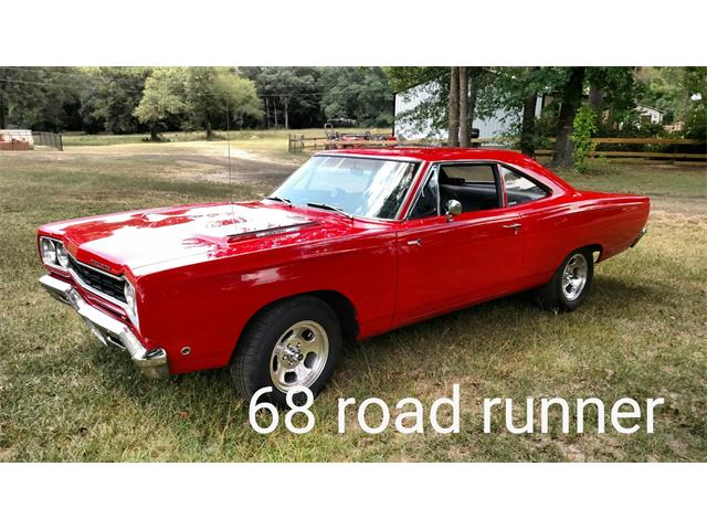 1968 Plymouth Road Runner | 888024