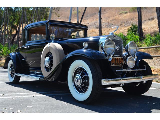 1931 Cadillac 370A | 888028