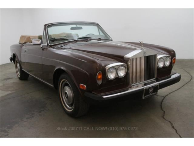 1981 Rolls-Royce Corniche | 880803