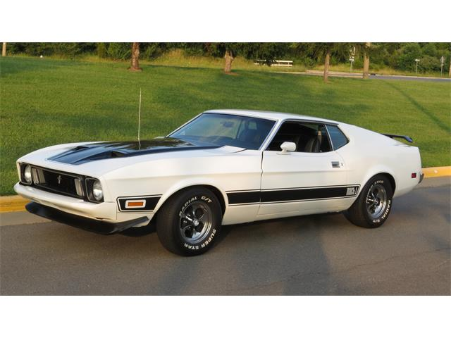 1973 Ford Mustang Mach 1 | 888030