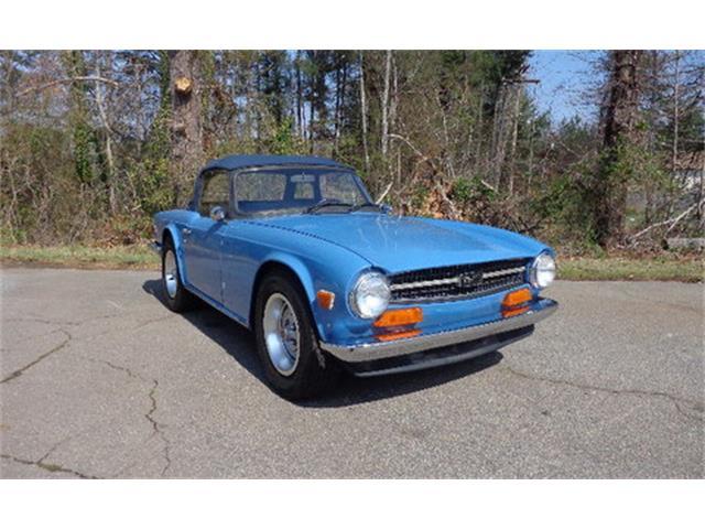 1974 Triumph TR6 | 888039