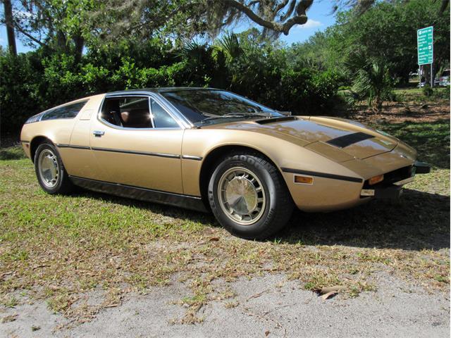 1974 Maserati Bora | 888041