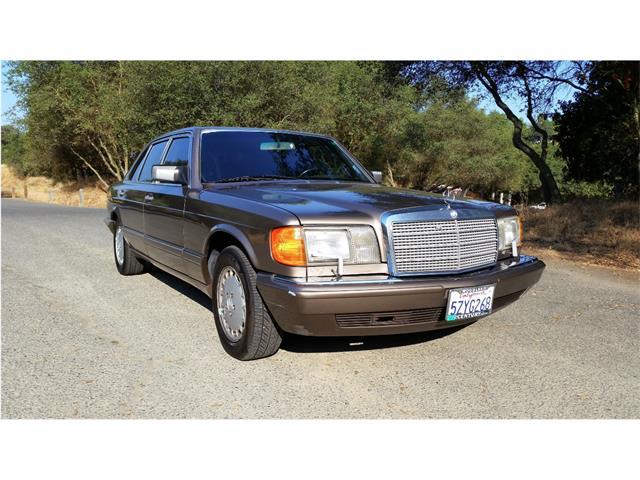 1989 Mercedes-Benz 420SEL | 888042