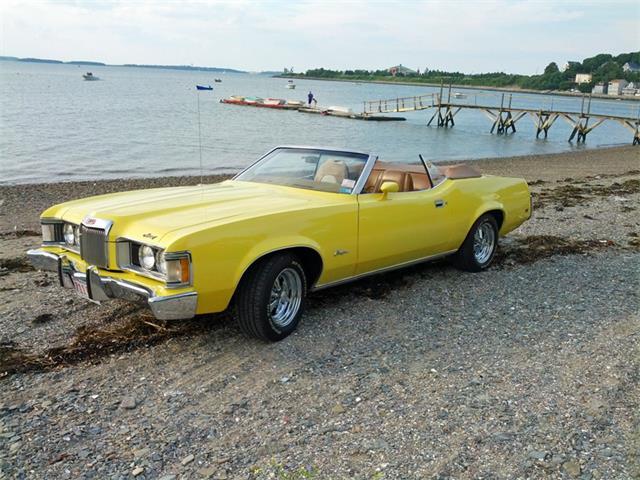 1973 Mercury Cougar XR7 | 888051
