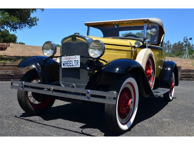 1931 Ford Model A Deluxe Roadster | 888053