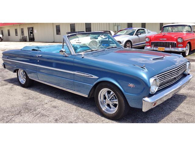 1962 Ford Falcon Futura | 888061