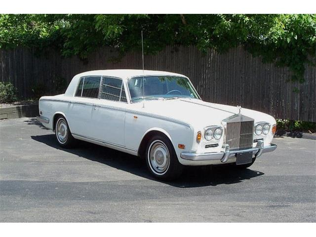 1980 Rolls-Royce Silver Shadow | 888065