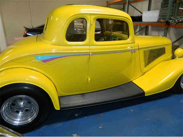 1934 Ford Coupe | 888069