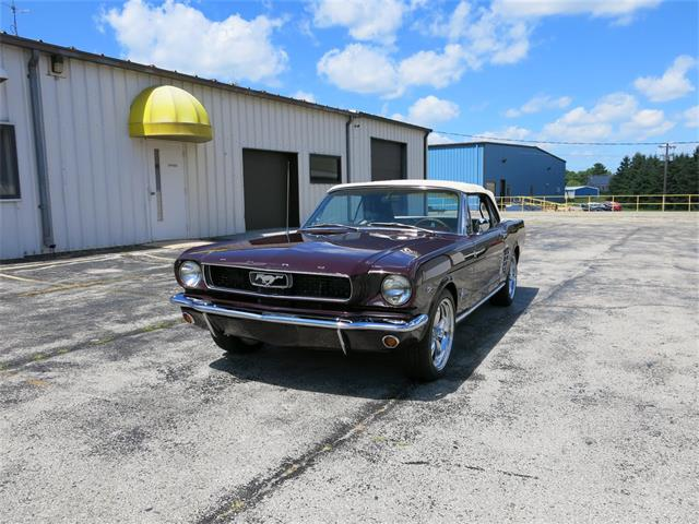 1966 Ford Mustang | 888070