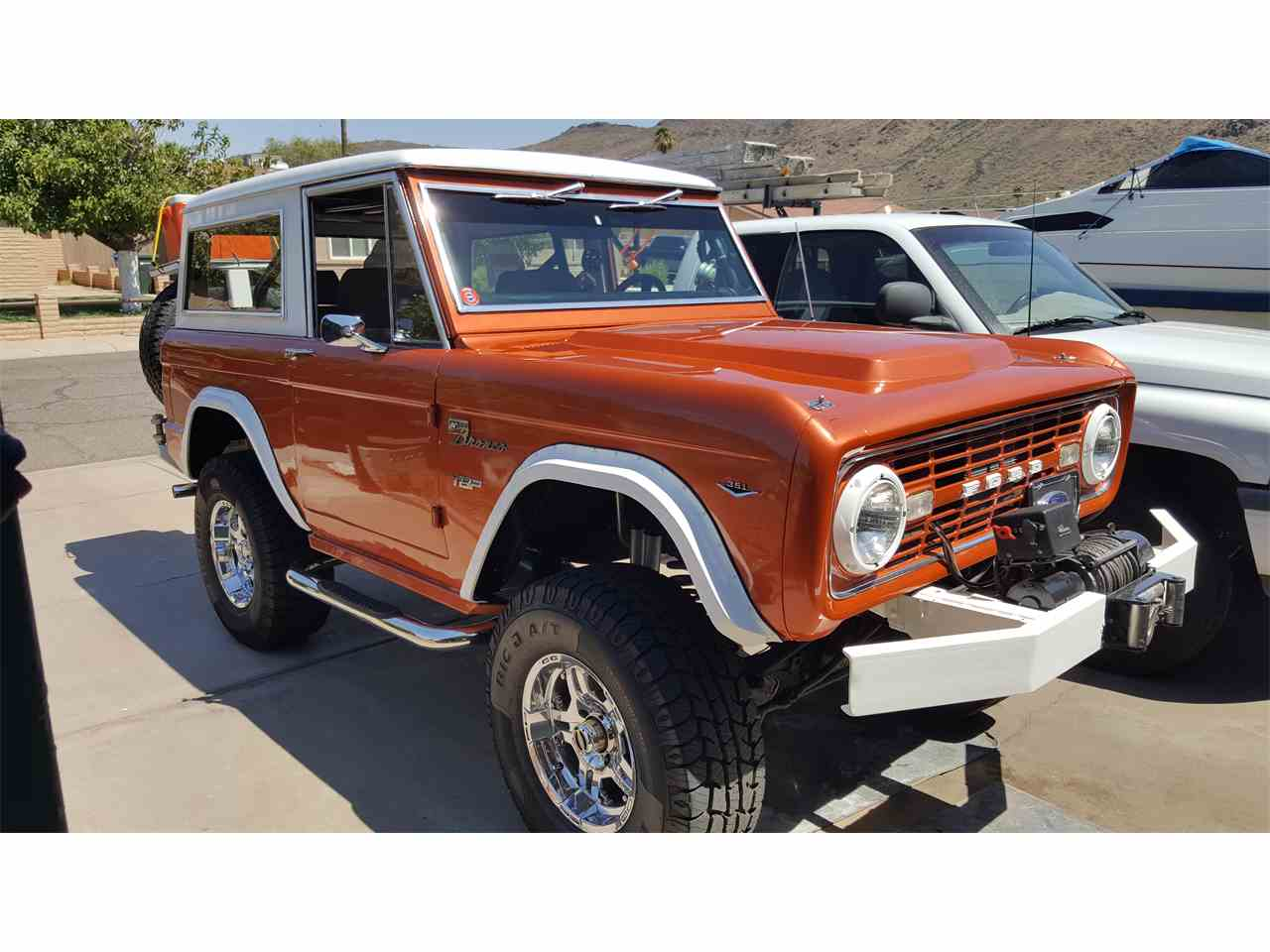 1972 ford bronco for sale cc 888071. Black Bedroom Furniture Sets. Home Design Ideas