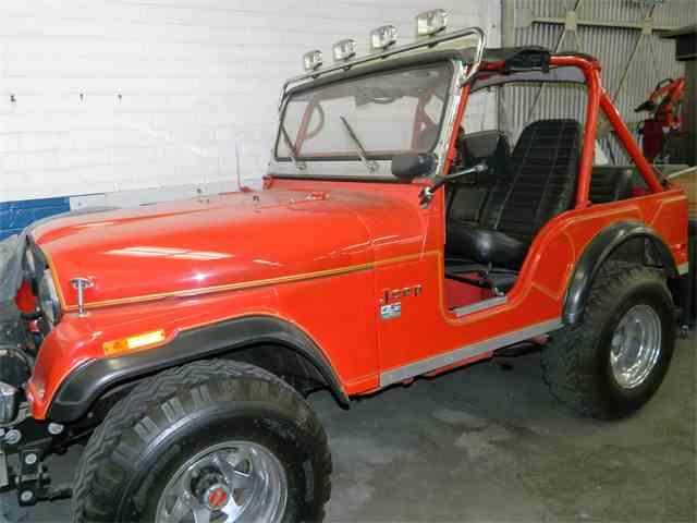 1973 Jeep CJ5 | 888074