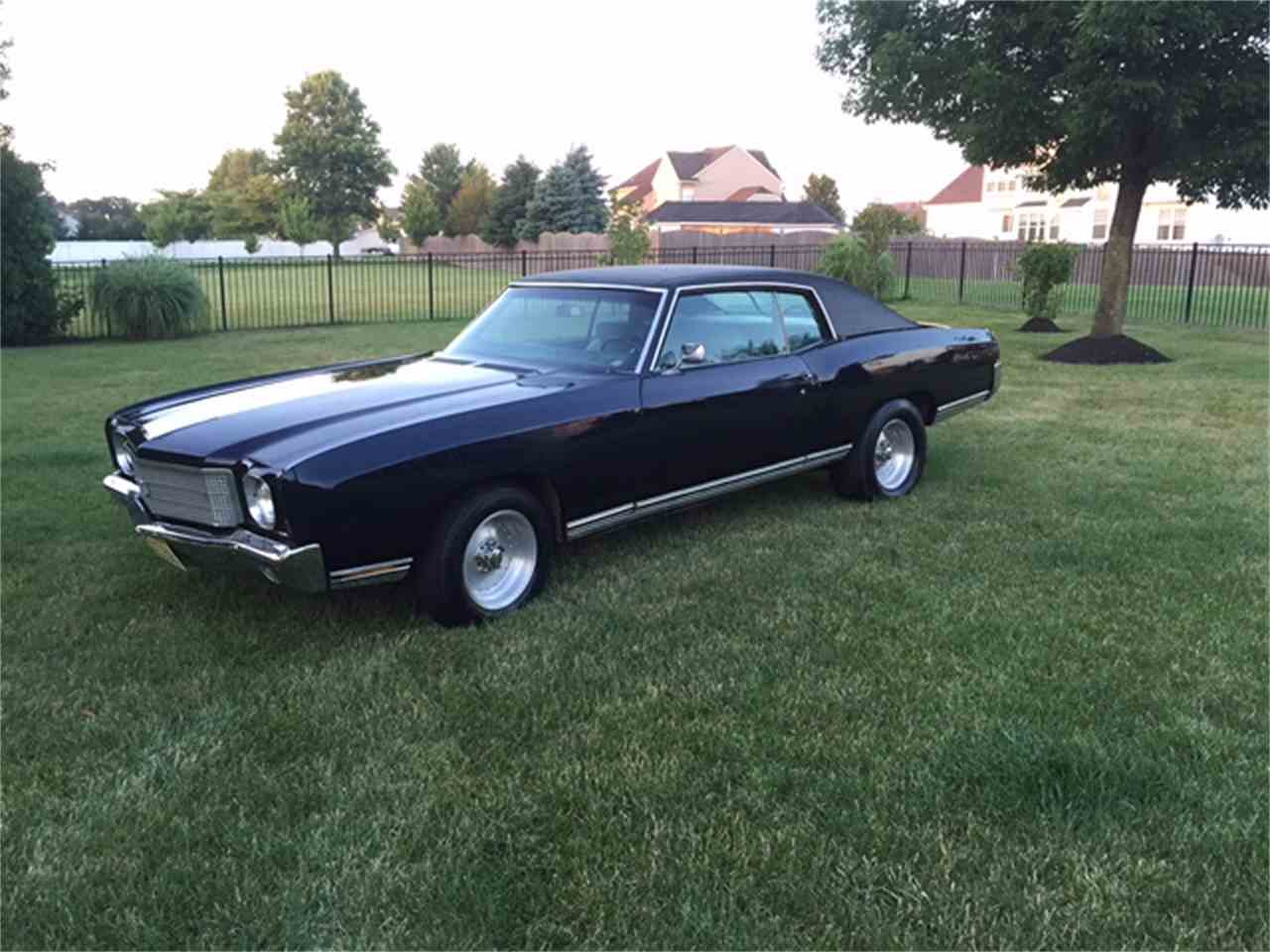 1970 Chevrolet Monte Carlo for Sale - CC-888075