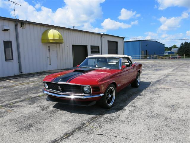 1970 Ford Mustang | 888078