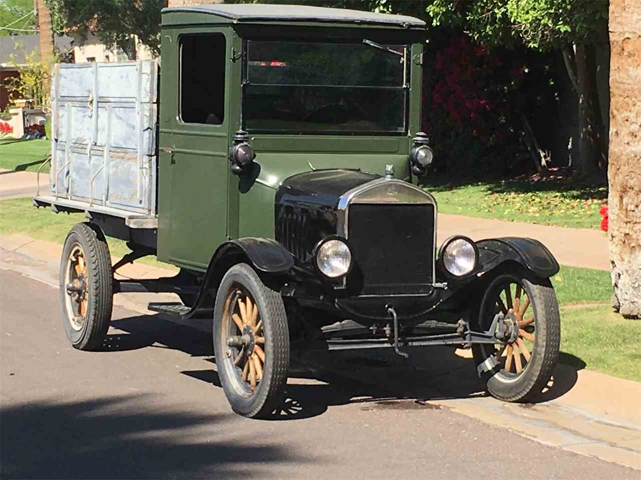 1923 Ford Model T Farm Truck For Sale Classiccars Com
