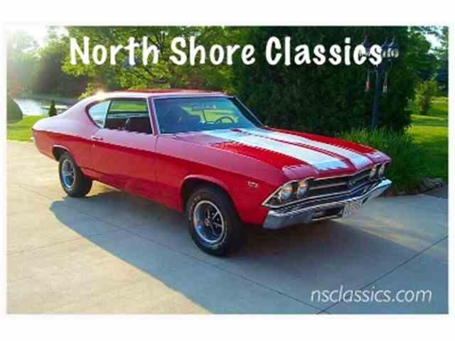 1969 Chevrolet Chevelle | 880808