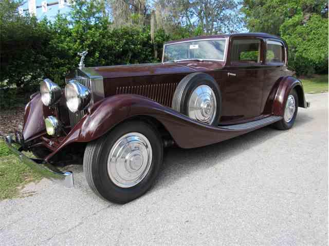 1933 Rolls-Royce Phantom II | 888085