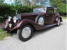 1933 Rolls Royce Phantom II for Sale - CC-888085