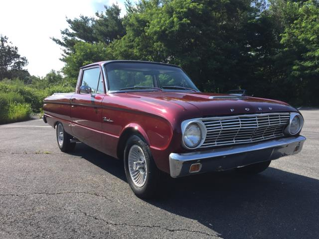1963 Ford Ranchero | 888087