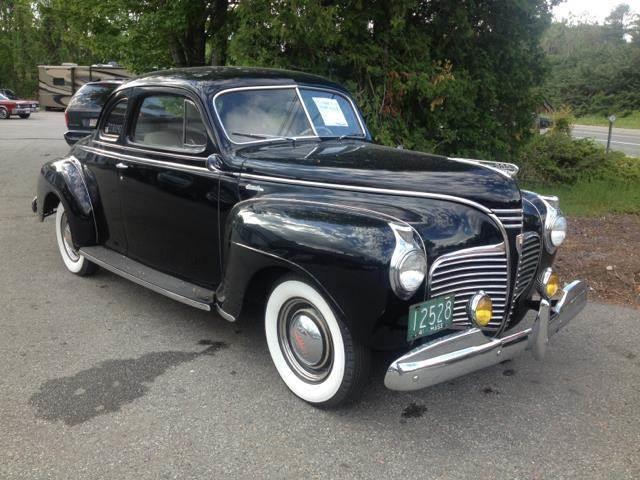 1941 Plymouth Deluxe | 888088