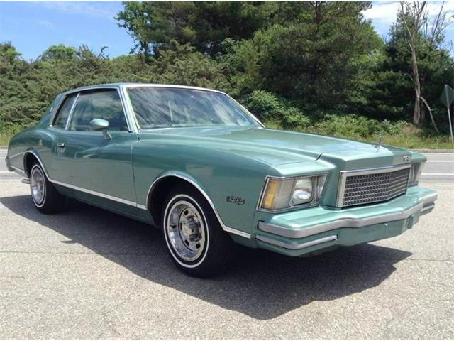 1978 Chevrolet Monte Carlo | 888089