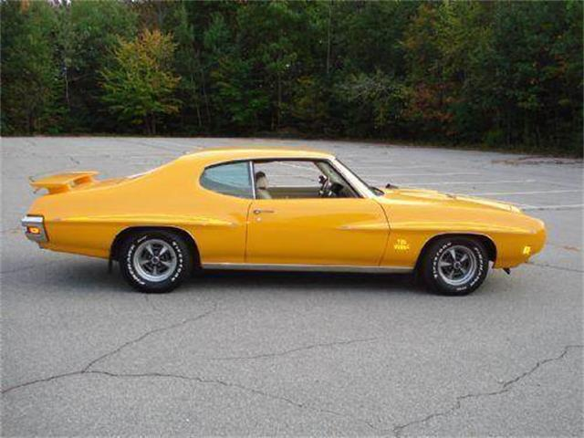 1970 Pontiac GTO (The Judge) | 888095