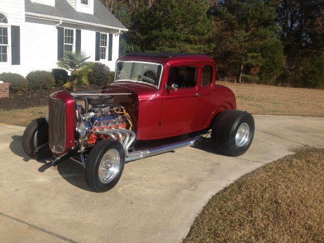 1932 Ford Coupe | 888096