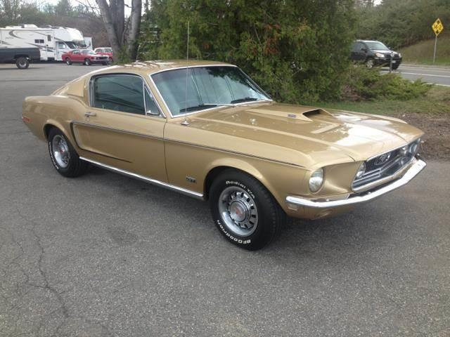 1968 Ford Mustang GT | 888102