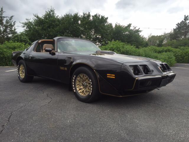1981 Pontiac Firebird Trans Am | 888123