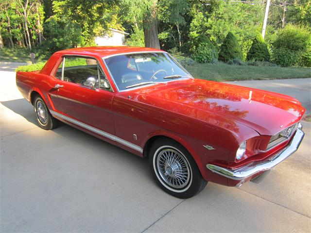 1965 Ford Mustang GT | 888128