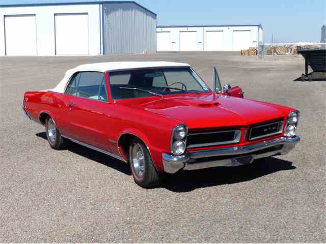 1965 Pontiac GTO | 888139