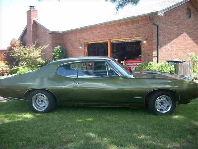 1968 Pontiac GTO | 880814