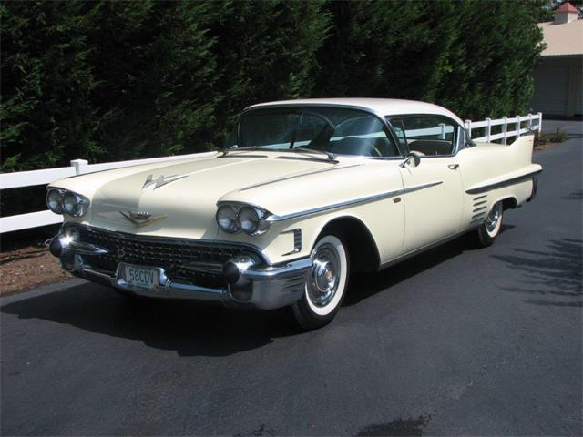 1958 Cadillac Coupe DeVille | 888147