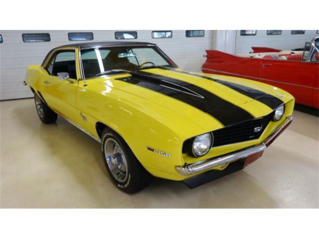 1969 Chevrolet Camaro SS | 880815