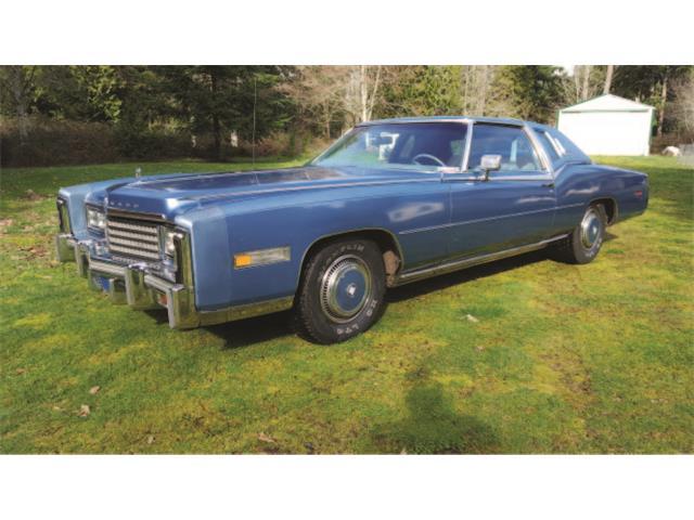 1978 Cadillac Eldorado | 888152