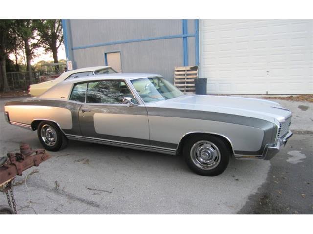 1972 Chevrolet Monte Carlo | 888159
